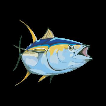 Yellowfin Tuna 05957