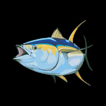 Yellowfin Tuna 05958