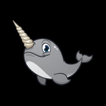 Unicorn Whale 05966