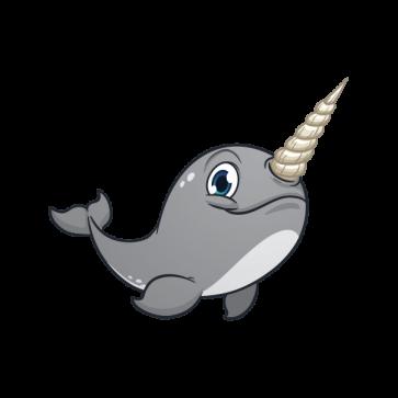 Unicorn Whale 05967