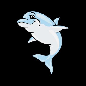 Happy Dolphin 05999