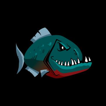 Amazon River Fish Piranha 06002