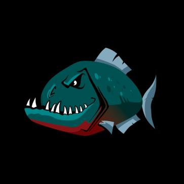 Amazon River Fish Piranha 06003