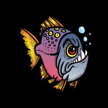 Angry Piranha 06008