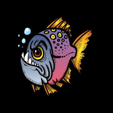 Angry Piranha 06009
