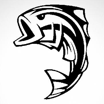Bass Maskot 06102