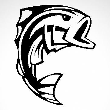 Bass Maskot 06103
