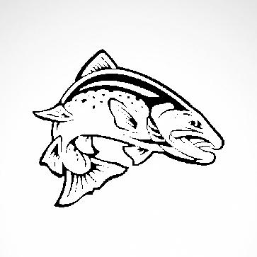 Salmon Fish 06106