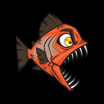 Piranha Attack  06172