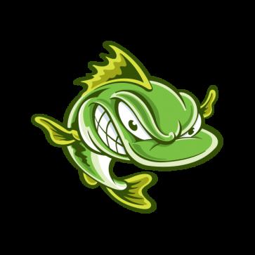 Angry Fish 06174