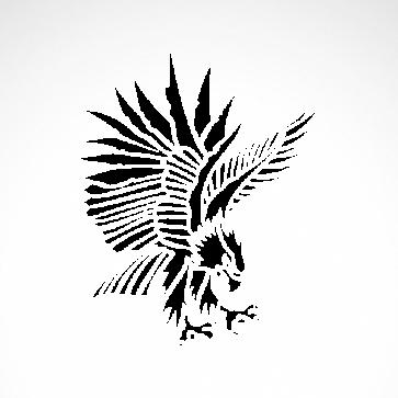 Eagle Hawk Tribal 07147
