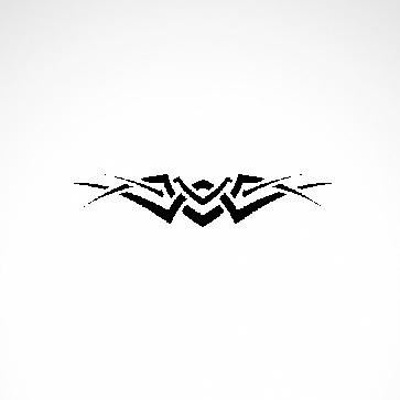 Tribal Band Tattoo Design 07400