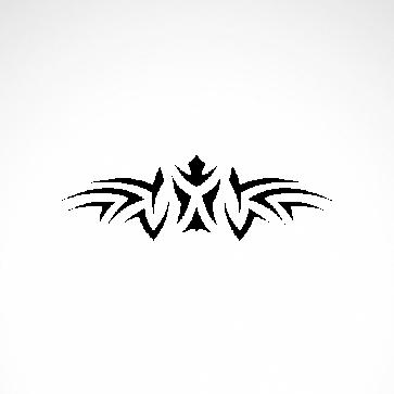 Tribal Design Tatto Style 07429