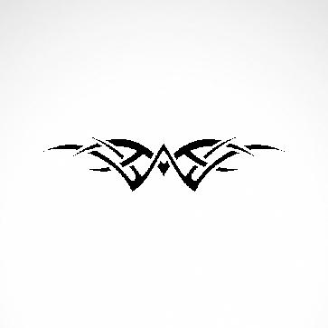 Tribal Design Tatto Style 07431