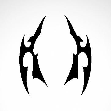 Tribal Tattoo Style 07508