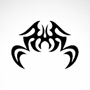 Tribal Tattoo Style 07509