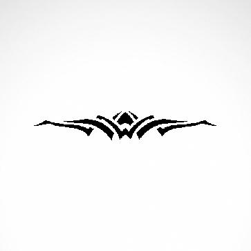 Tribal Tattoo Style 07527