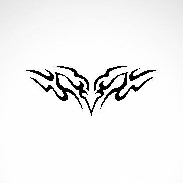 Tribal Tattoo Style 07532