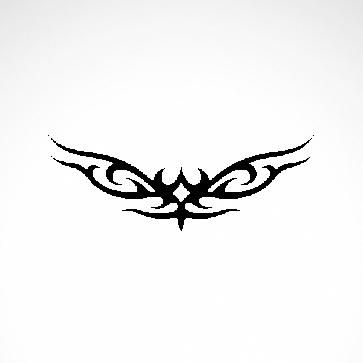 Tribal Tattoo Style 07534