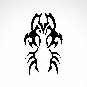 Tribal Bug Style 07539