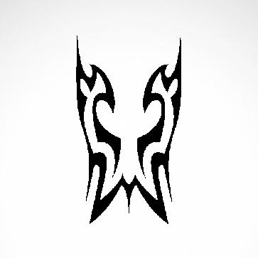 Tribal Tattoo Style 07546