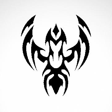 Tribal Tattoo Style 07547