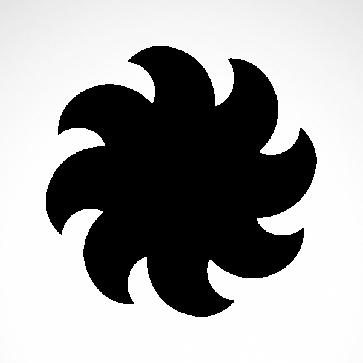 Tribal Sun 07567