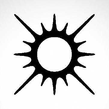 Tribal Sun 07569
