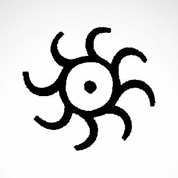 Tribal Tattoo Style 07570