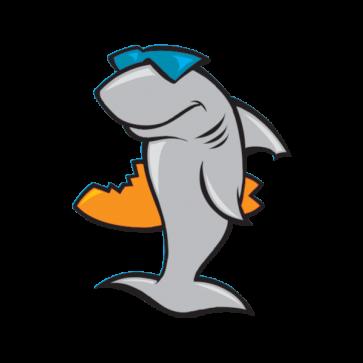 Shark Surfer 09826