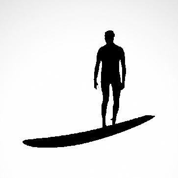 Surfer Figure 10215