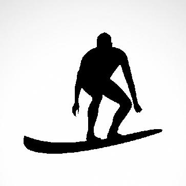 Surfer Figure 10222