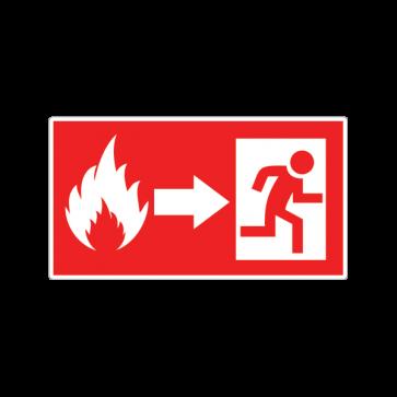 Fire Exit 11090
