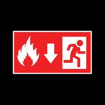 Fire Exit 11091