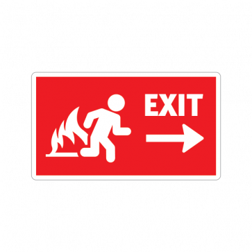 Fire Exit 11093
