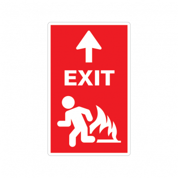 Fire Exit 11096