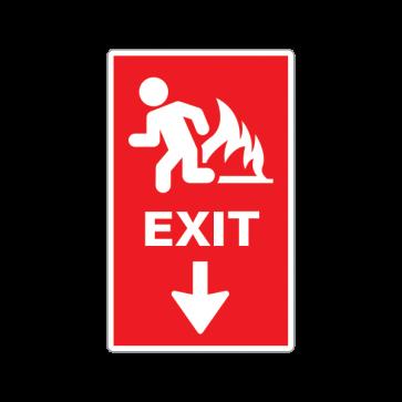 Fire Exit 11097