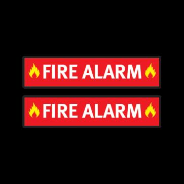 Fire Alarm Emergencies Signs Fire Alarm 11123