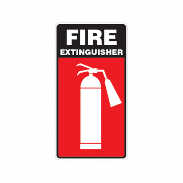 Fire Alarm Emergencies Signs Fire Extinguisher 11136