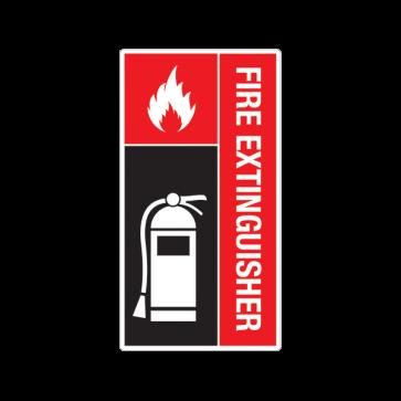 Fire Alarm Emergencies Signs Fire Extinguisher 11141