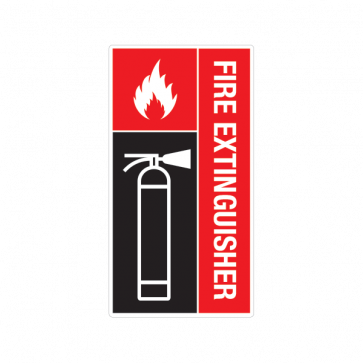 Fire Alarm Emergencies Signs Fire Extinguisher 11142