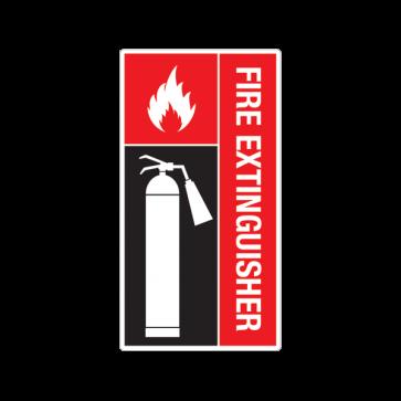 Fire Alarm Emergencies Signs Fire Extinguisher 11143