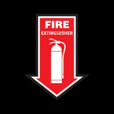 Fire Alarm Emergencies Signs Fire Extinguisher 11145