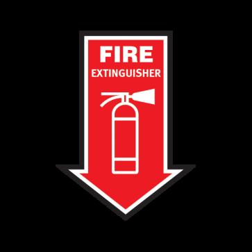 Fire Alarm Emergencies Signs Fire Extinguisher 11148