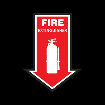 Fire Alarm Emergencies Signs Fire Extinguisher 11149