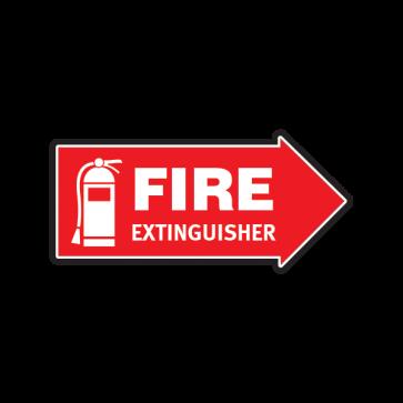 Fire Alarm Emergencies Signs Fire Extinguisher 11151