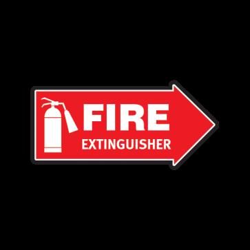 Fire Alarm Emergencies Signs Fire Extinguisher 11152