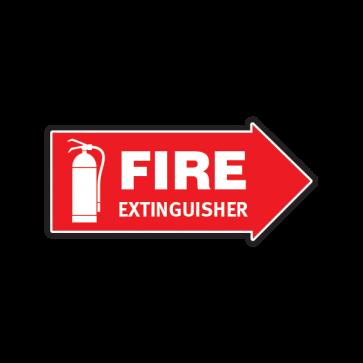 Fire Alarm Emergencies Signs Fire Extinguisher 11153