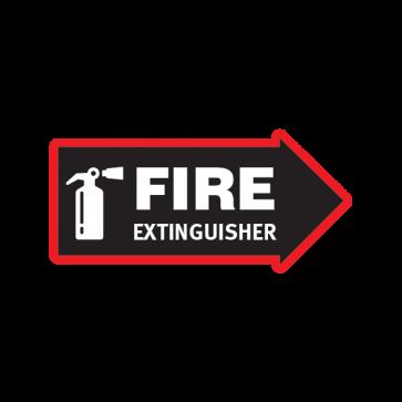 Fire Alarm Emergencies Signs Fire Extinguisher 11154