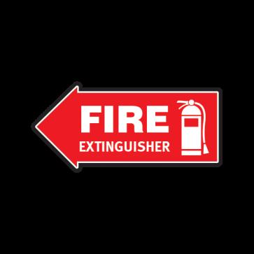 Fire Alarm Emergencies Signs Fire Extinguisher 11155